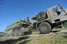 Nga tăng cường thêm 1 trung đoàn tên lửa S-400 bảo vệ Moskva