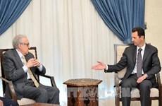 Syria bác bỏ việc loại Tổng thống Assad khỏi Hội nghị Geneva 2