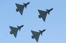 Trung Quốc điều máy bay chiến đấu vào ADIZ