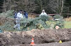 Nước Đức chấn động vì vụ cảnh sát ăn thịt người
