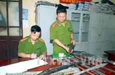 Hải Phòng: Bắt đối tượng tàng trữ 5,5kg thuốc nổ