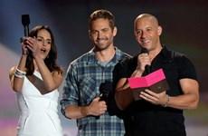 Hollywood tràn ngập nước mắt tiếc thương Paul Walker