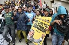Video trực tiếp lễ tang cố lãnh tụ Nam Phi Nelson Mandela