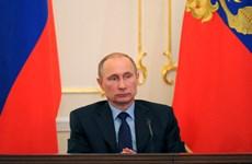 Tổng thống Nga Putin so sánh Mandela với Gandhi