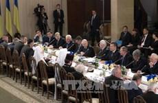 Kết quả đàm phán giữa Chính phủ Ukraine và phe biểu tình