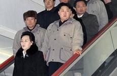 Cô ruột Kim Jong-Un vẫn đầy quyền uy sau khi chồng bị xử tử