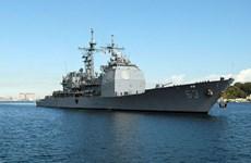 Hoàn cầu lên tiếng vụ tàu Mỹ-Trung suýt va nhau ở Biển Đông