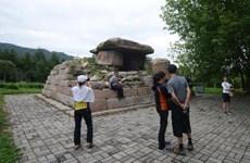 Trung Quốc và Hàn Quốc tranh cãi lớn về lịch sử