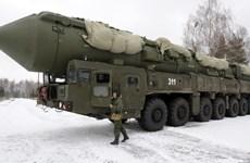 Putin: Nga đưa tổ hợp tên lửa thế hệ mới vào trực chiến
