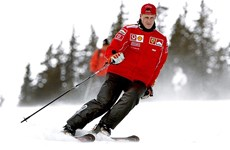 Huyền thoại đua xe F1 Schumacher bị tai nạn trượt tuyết