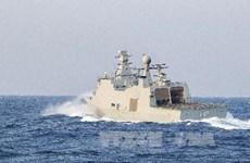 Tàu chiến Trung Quốc chở vũ khí hóa học Syria đi tiêu hủy