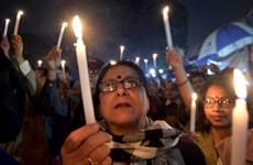 Ấn Độ lại chấn động bởi vụ hiếp dâm tập thể rồi thiêu chết