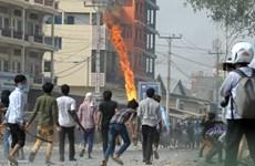 Chính phủ Campuchia cáo buộc phe đối lập kích động bạo lực