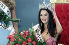 Venezuela sốc vì vụ Hoa hậu bị bắn chết trước mặt con