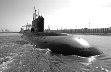 Tàu ngầm thứ 2 của Việt Nam được giao ngay tháng này