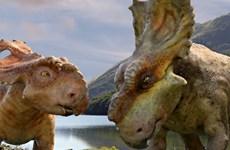 """Trở lại thời tiền sử cùng """"Dạo bước cùng khủng long"""""""