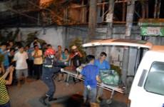 Vụ cháy phòng trọ 4 sinh viên tử vong là do làm pháo Tết