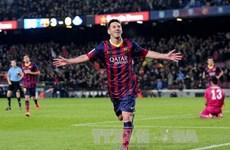 Messi là tài sản không thể đụng đến của Barcelona