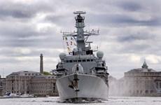 Anh cử tàu chiến hỗ trợ tiêu hủy vũ khí hóa học của Syria