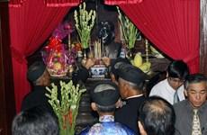 Chủ tịch nước dự khánh thành Đền thờ cố Tổng Bí thư Lê Duẩn