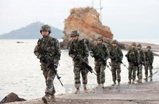 Triều Tiên chỉ trích cuộc tập trận Mỹ - Hàn Quốc tại LHQ