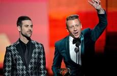 Bộ đôi rapper giành Grammy Nghệ sĩ mới xuất sắc nhất