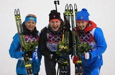 VĐV trượt tuyết-bắn súng Nga giành HCV cho... Slovakia