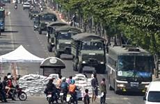 Campuchia bác tin quân đội xâm nhập Thái Lan gây bạo loạn