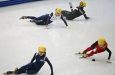 Trượt băng tốc độ Trung Quốc bứt phá