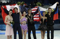 Olympic Sochi 2014: Đoàn Nga đã vươn lên vị trí thứ 2