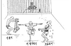 """Đồ họa Triều Tiên bị cáo buộc """"phạm tội ác chống loài người"""""""