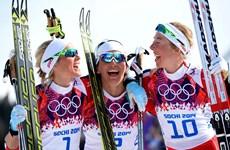 Sochi: Na Uy có HCV thứ 11 với kỷ lục vô tiền khoáng hậu