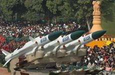 Ấn Độ tiếp tục thử thành công tên lửa đất đối không Akash