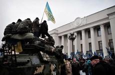 Nga cảnh báo NATO không nên can thiệp vào Ukraine