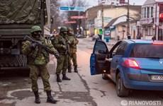 Ông Putin đề nghị phê chuẩn sử dụng quân sự ở Ukraine