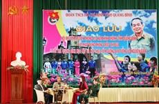 Quảng Bình học tập tấm gương Đại tướng Võ Nguyên Giáp