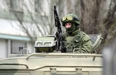Nga dùng vũ lực nếu Ukraine đàn áp người dân và Crimea