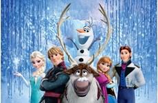 """""""Frozen"""" của Disney đoạt Oscar Phim hoạt hình hay nhất"""