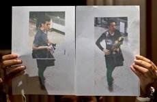 Malaysia công bố ảnh hai người dùng hộ chiếu ăn cắp
