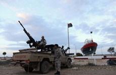 Libya đã chặn tàu Triều Tiên, tình hình ngày càng loạn