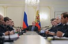 Putin mở tài khoản tại ngân hàng Nga bị Mỹ trừng phạt
