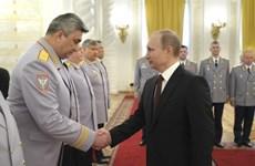 """""""Mỹ nên chấm dứt đe dọa rỗng tuếch nhằm vào Nga"""""""