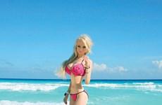 Cô gái có ngoại hình giống hệt búp bê Barbie