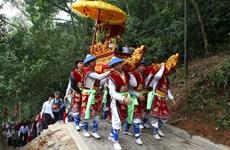 [Photo] Thành kính dâng hương giỗ Quốc Tổ Hùng Vương