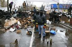 Lãnh đạo Pháp, Mỹ tìm cách tăng cường trừng phạt Nga