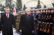 Mỹ sẽ điều 1 đại đội lục quân tới Đông Âu trấn an đồng minh