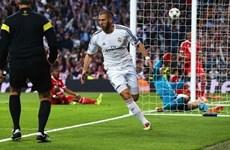 Video Benzema sút tung lưới Bayern đem về lợi thế cho Real