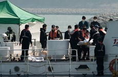 Đã tìm thấy thi thể cô dâu người Việt trên phà SEWOL