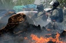 Ukraine: Chiến sự tại Slavyansk đã diễn ra như thế nào?