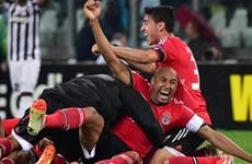 Benfica và Sevilla vào chung kết, Iberia thống trị châu Âu